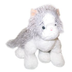 webkinz grey white pets lovable plush