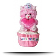 Buy 5 Milly The Pinkest Kitten On A Cupcake