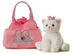 aurora plush fancy pals carrier princess