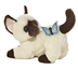aurora world miyoni tots plush siamese