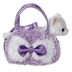 aurora world fancy pals lavender curly