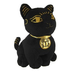 black gold bastet kitten egyptian stuffed