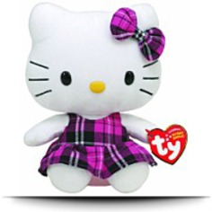 Buy Beanie Baby Hello Kit Tartan
