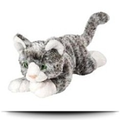 Cat Floppy Grey Tiger 7
