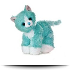 Buy Fantasy Aqua Cat 8 Flopsie Kitten