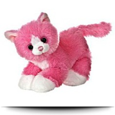 Fantasy Pink Cat 8 Flopsie Kitten