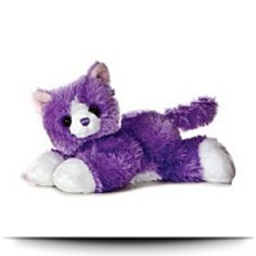 Fantasy Purple Cat 8 Flopsie Kitten