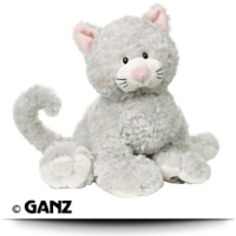 Jr Plush Kitten Small