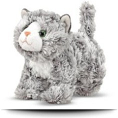 Buy Melissa And Doug Roxie Grey Tabby