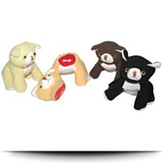 Buy Pkg 6 Stuffed Animal Kittens With Hook