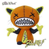 rocket stitch kittens blurp boogily plush