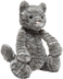 bashful gray tabby kitten jellycat