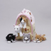 plush house cats five stuffed animal