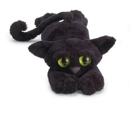 Manhattan Toy Lanky Cats Ziggy - Black